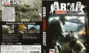 ArmA: Armed Assault (2006) CZ PC DVD Cover & Label