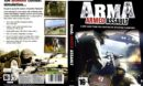 ArmA: Armed Assault (2006) EU PC DVD Cover & Label