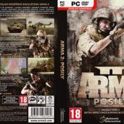 ArmA 2: Posily (2011) CZ PC DVD Cover & Label