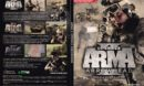 ArmA X: Anniversary Edition (2011) CZ PC DVD Cover & Labels