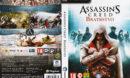 Assassins Creed: Bratrstvo (2011) CZ/SK PC DVD Cover & Label