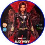 Black Widow (2020) RB Custom Blu-ray label