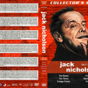 Jack Nicholson Filmography - Set 2 (1963-1966) R1 Custom DVD Cover