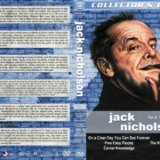 Jack Nicholson Filmography - Set 4 (1970-1973) R1 Custom DVD Cover