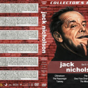 Jack Nicholson Filmography - Set 5 (1974-1976) R1 Custom DVD Cover