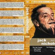 Jack Nicholson Filmography - Set 6 (1976-1982) R1 Custom DVD Cover