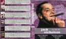 Jack Nicholson Filmography - Set 7 (1983-1987) R1 Custom DVD Cover