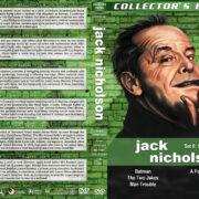 Jack Nicholson Filmography - Set 8 (1989-1994) R1 Custom DVD Cover