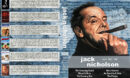 Jack Nicholson Filmography - Set 9 (1995-2001) R1 Custom DVD Cover