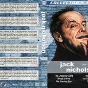 Jack Nicholson Filmography - Set 9 (1995-2001) R1 Custom DVD Cover