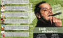 Jack Nicholson Filmography - Set 10 (2002-2010) R1 Custom DVD Cover