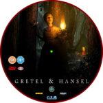 Gretel And Hansel (2020) R2 Custom DVD label