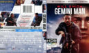 Gemini Man (2019) R1 4K UHD Blu-Ray Cover