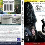 Maleficent: Mistress of Evil (2019) R1 4K UHD Blu-Ray Cover