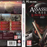 Assassin's Creed: Liberation HD (2014) CZ PC DVD Cover & Label