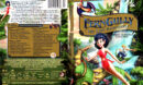 FERN GULLY THE LAST RAINFOREST (1992) (FAMILY FUN EDITION) R1 DVD COVER & LABELS