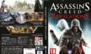 Assassin's Creed: Revelations (2011) EU PC DVD Cover & Label