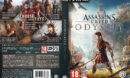 Assassin's Creed: Odyssey (2018) CZ/SK PC DVD Cover & Label