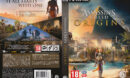 Assassin's Creed: Origins (2017) CZ/SK PC DVD Cover & Label