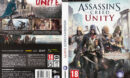 Assassin's Creed: Unity (2014) EU PC DVD Cover & Labels