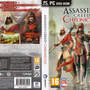 Assassin's Creed Chronicles: Trilogy (2016) CZ/SK PC DVD Cover & Labels