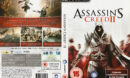 Assassin's Creed 2 (2010) EU PC DVD Cover & Label