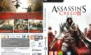 Assassin's Creed 2 (2010) CZ/SK PC DVD Cover & Label