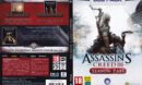 Assassin's Creed 3 - DLC Pack (2012) CZ/SK PC DVD Cover & Label