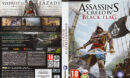 Assassin's Creed IV: Black Flag (2013) CZ/SK PC DVD Cover & Label