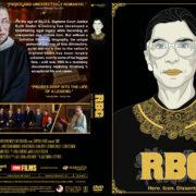 RBG (2018) R1 Custom DVD Cover