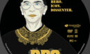 RBG (2018) R1 Custom DVD Label