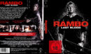Rambo 5 Last Blood (2019) German Custom Blu-Ray Covers