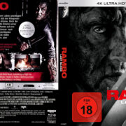 Rambo: Last Blood (2019) German Custom 4K UHD Covers & labels