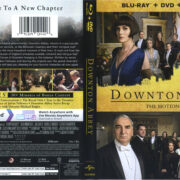 Downton Abbey: The Motion Picture (2019) R1 Blu-Ray Cover & Labels