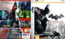 Batman: Arkham City (2011) EU PC DVD Cover