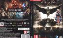 Batman: Arkham Knight (2015) EU PC DVD Cover