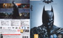Batman: Arkham Origins (2013) EU PC DVD Cover & Labels