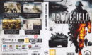Battlefield: Bad Company 2 (2010) CZ/SK PC DVD Cover & Label