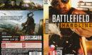 Battlefield: Hardline (2015) CZ PC DVD Cover & Labels