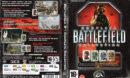 Battlefield 2 (2005) CZ PC DVD Cover & Label
