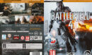 Battlefield 4 (2013) CZ PC DVD Cover & Labels