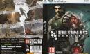 Bionic Commando (2009) CZ/SK PC DVD Cover & Label