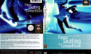 FIGURE SKATING THE COMPETITION SALT LAKE (2002) R1 DVD COVER & LABEL