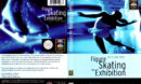 FIGURE SKATING THE EXHIBITION SALT LAKE (2002) R1 DVD COVER & LABEL