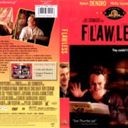 FLAWLESS (1999) R1 DVD COVER & LABEL