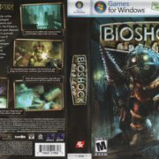 Bioshock (2007) US PC DVD Cover
