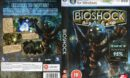 Bioshock (2007) UK PC DVD Cover & Label