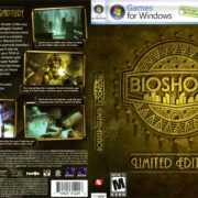 Bioshock - Limited Edition (2007) US PC DVD Cover & Labels