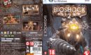 BioShock 2: Sea of Dreams (2010) CZ PC DVD Cover & Label
