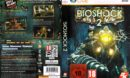 BioShock 2: Sea of Dreams (2010) GER PC DVD Cover & Label